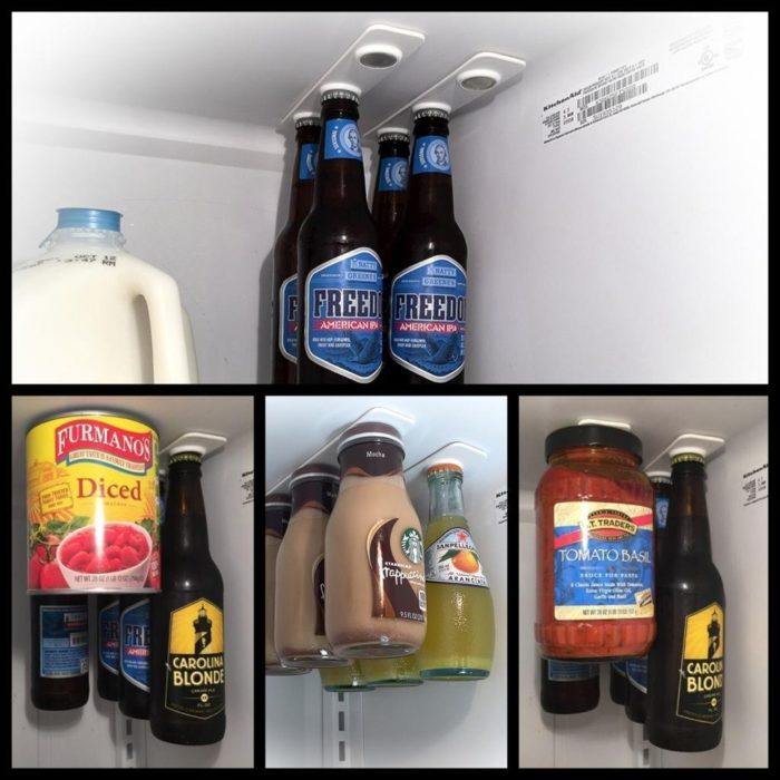 Magnetic Bottle Hanger