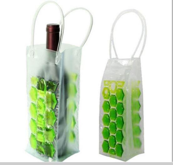 Ice Gel Bottle Cooler
