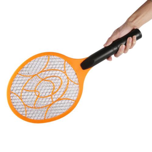 Electric Hand Held Racket Bug Zapper