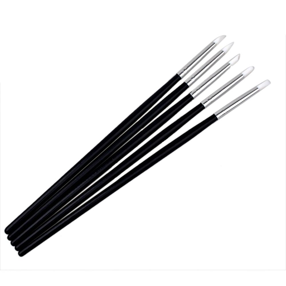 Pro Silicone Brush Set