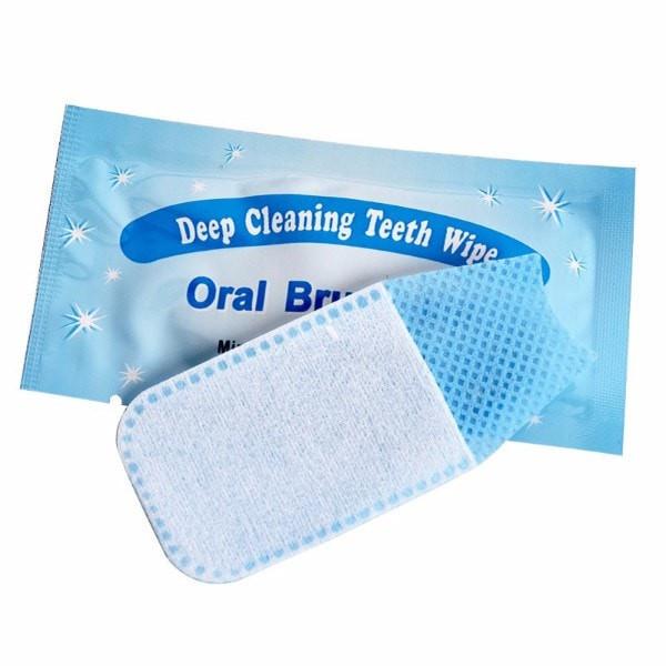 Teeth Wipes