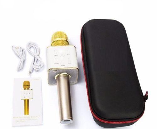 Bluetooth Wireless Karaoke Mic