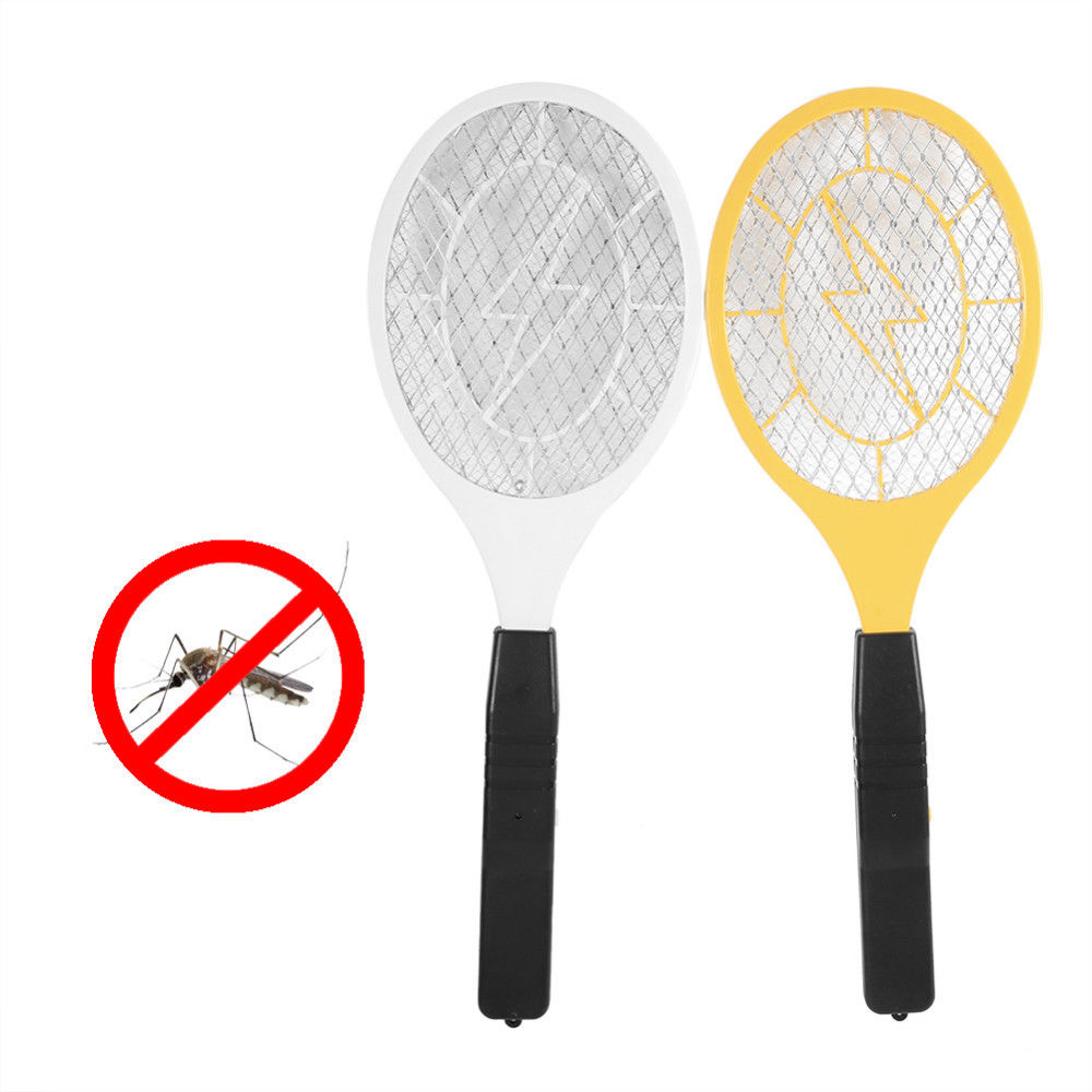 Electric Hand Held Racket Bug Zapper
