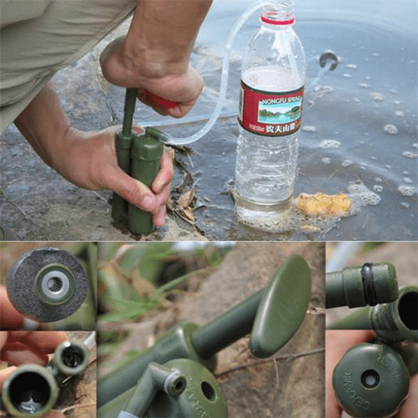Portable Water Purifier