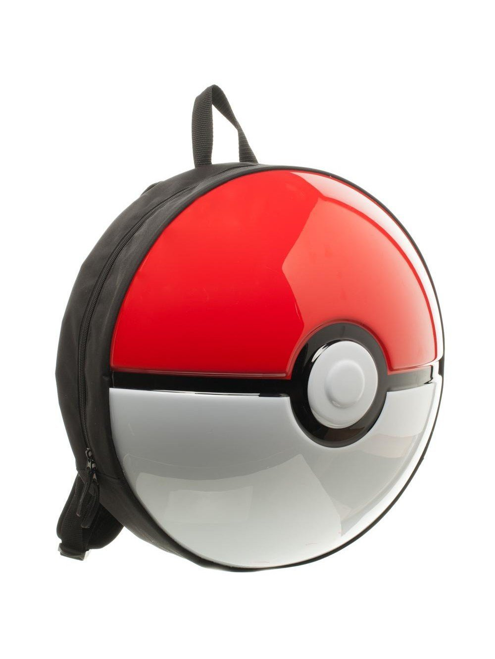 Pokemon Backpack PU Leather 3D Pokeball Kids Backpacks Pokemon