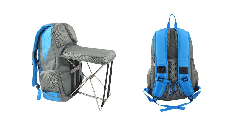 Folding Backpack Chair Lightweight Camping Chair