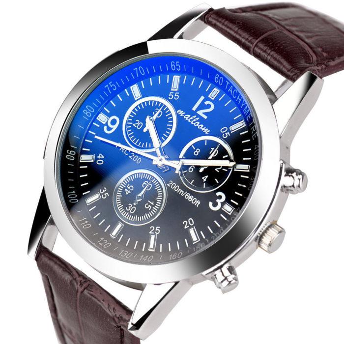 Malloom watch