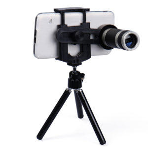 Universal 8X Zoom Mobile Phone Telescope