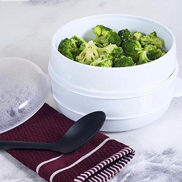 Microwave vegetable Steamer