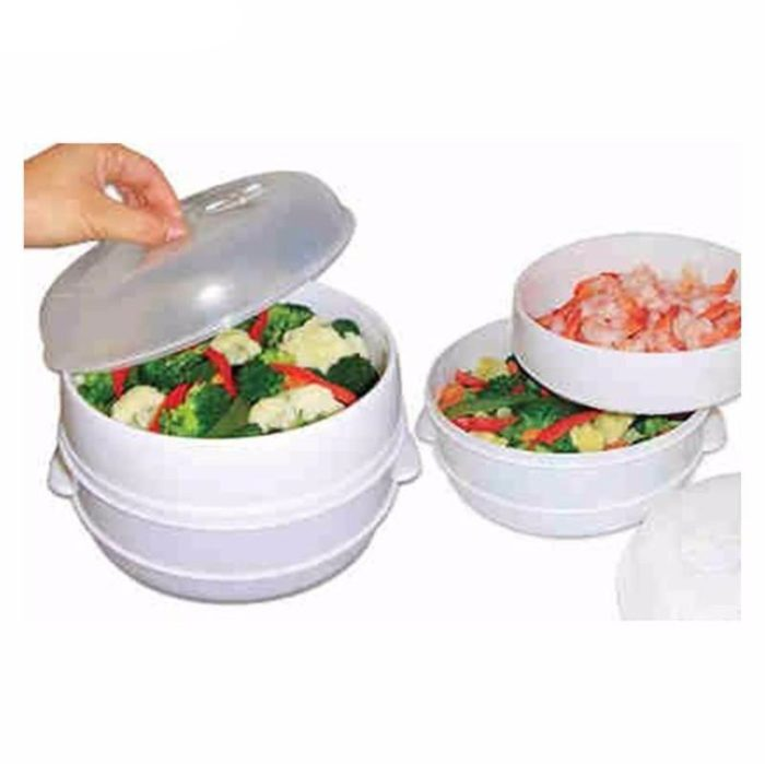 Microwave vegetable Steamer