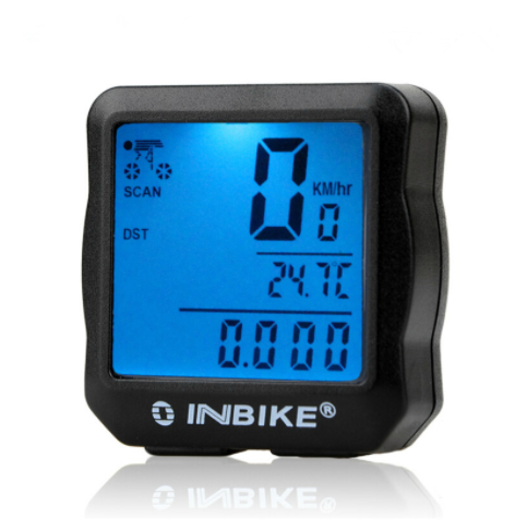 Bike Waterproof Speedometer