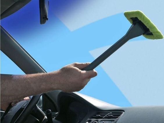 Car Window Cleaner >> Microfiber Car Glass Cleaner Car Window Cleaner