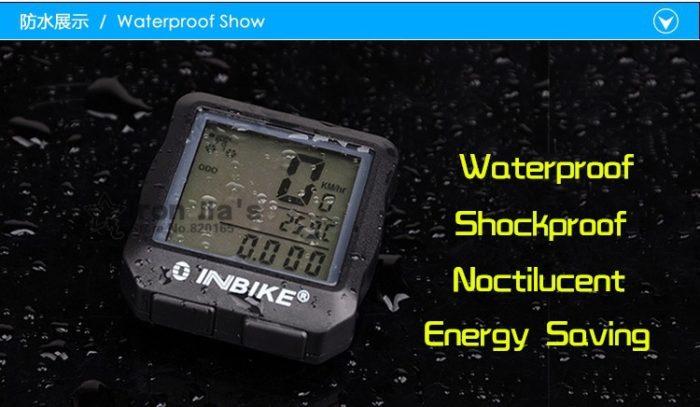 Bike Waterproof Speedometer