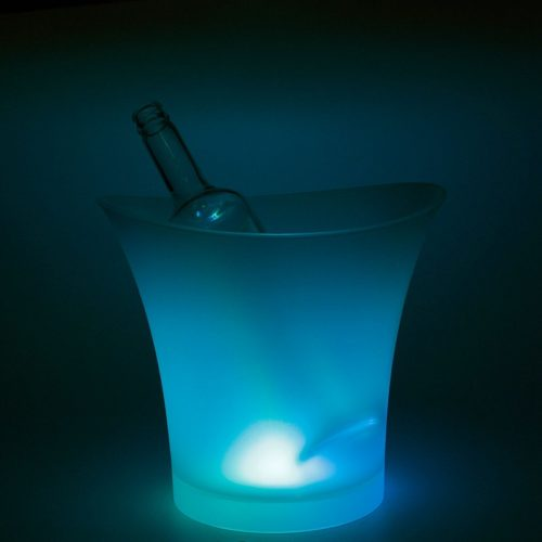 7 Colors LED RGB Light Ice Bucket
