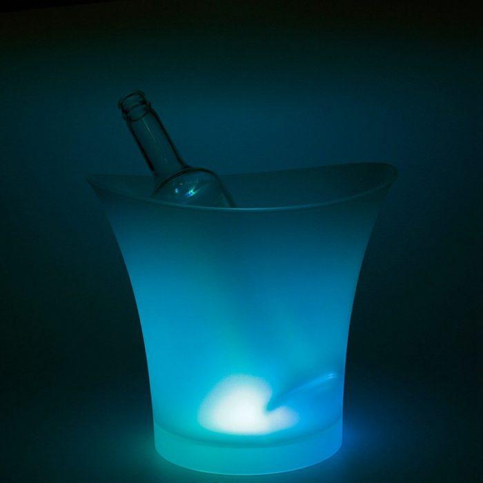7 Colors LED RGB Light Ice Bucket