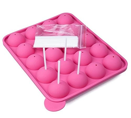 20 Pcs Universal Cake Pop Mold Life Changing Products