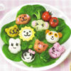 Cartoon Food Mold