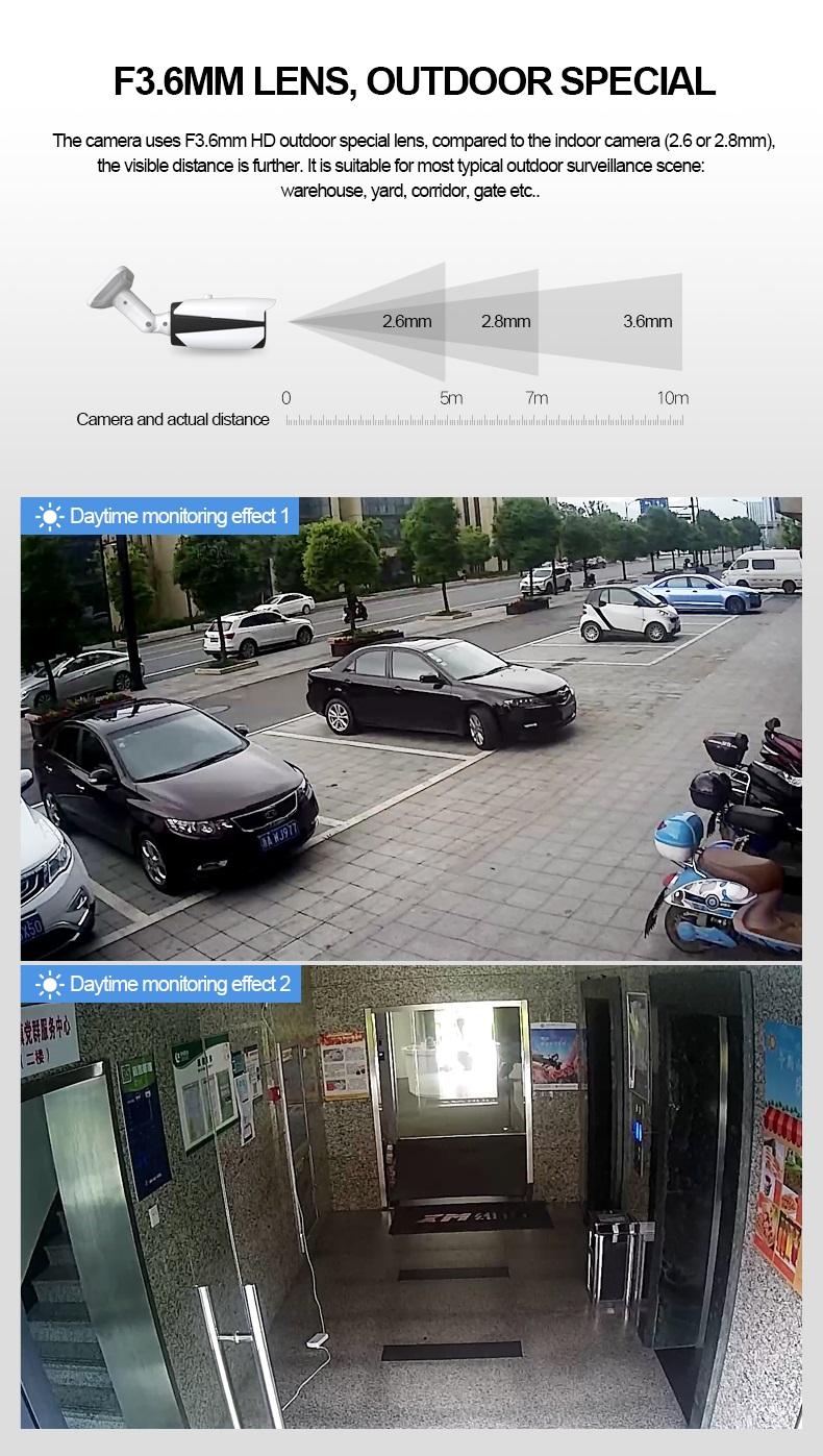 Night Vision Security Camera