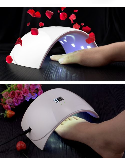UV Nail Drying Lamp