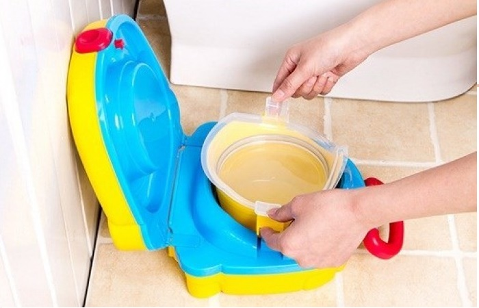 Potty Seat-Portable Childrens Potty - Life Changing Products