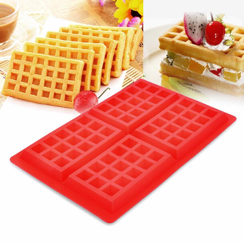 Silicone Waffle Tray