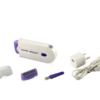 Rechargeable Hair Removal Purple Sensa-Light Device
