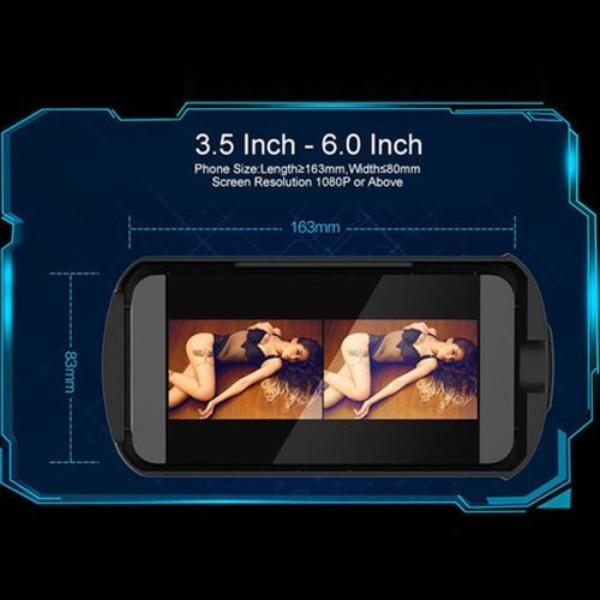Smartphone Virtual Reality 3D Glasses