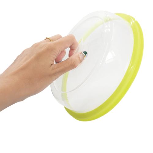 airtight plate topper