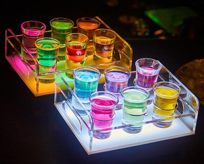 Light Up Shot Glasses