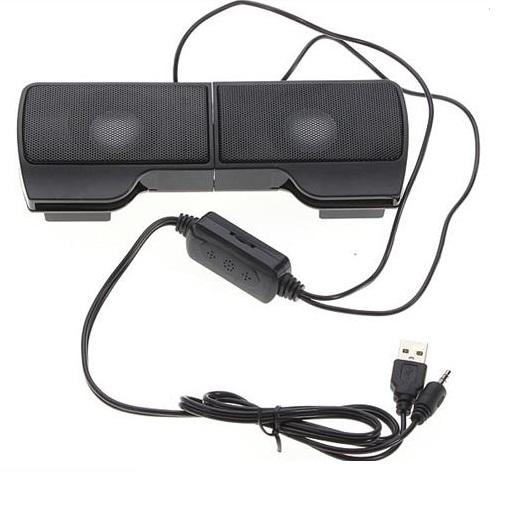 Mini USB Laptop Speakers