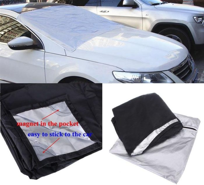 Magnetic Wind Shield Protector