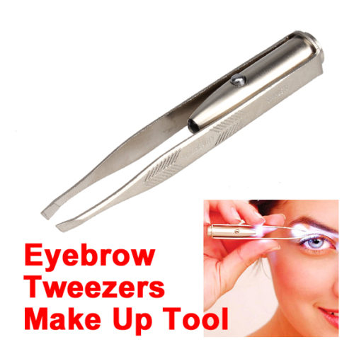 Tweezer & LED Light