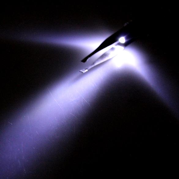 Tweezer & LED Light
