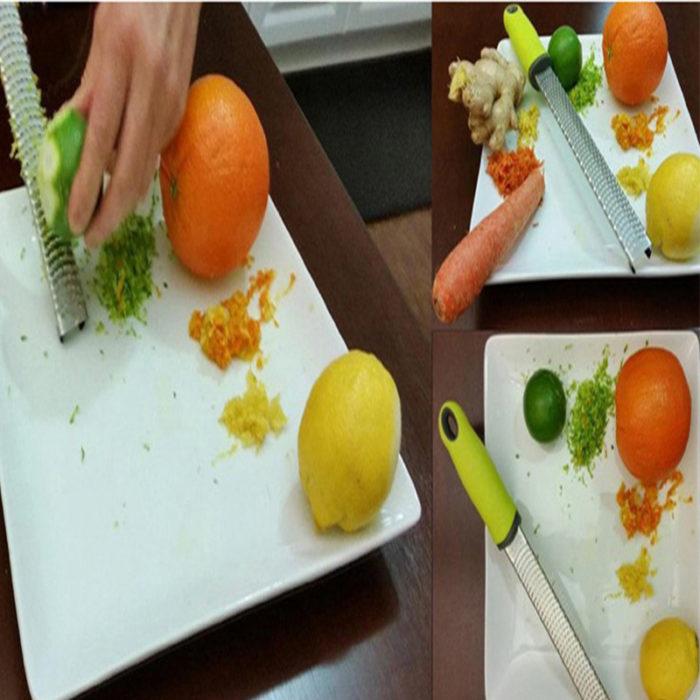 Peeler Fruit Vegetable Zester