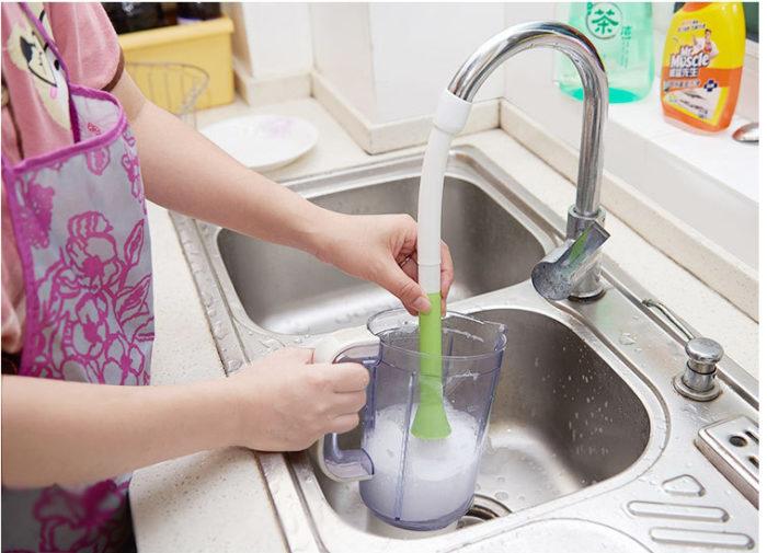 Multi Purpose Kitchen Cleaning Brush
