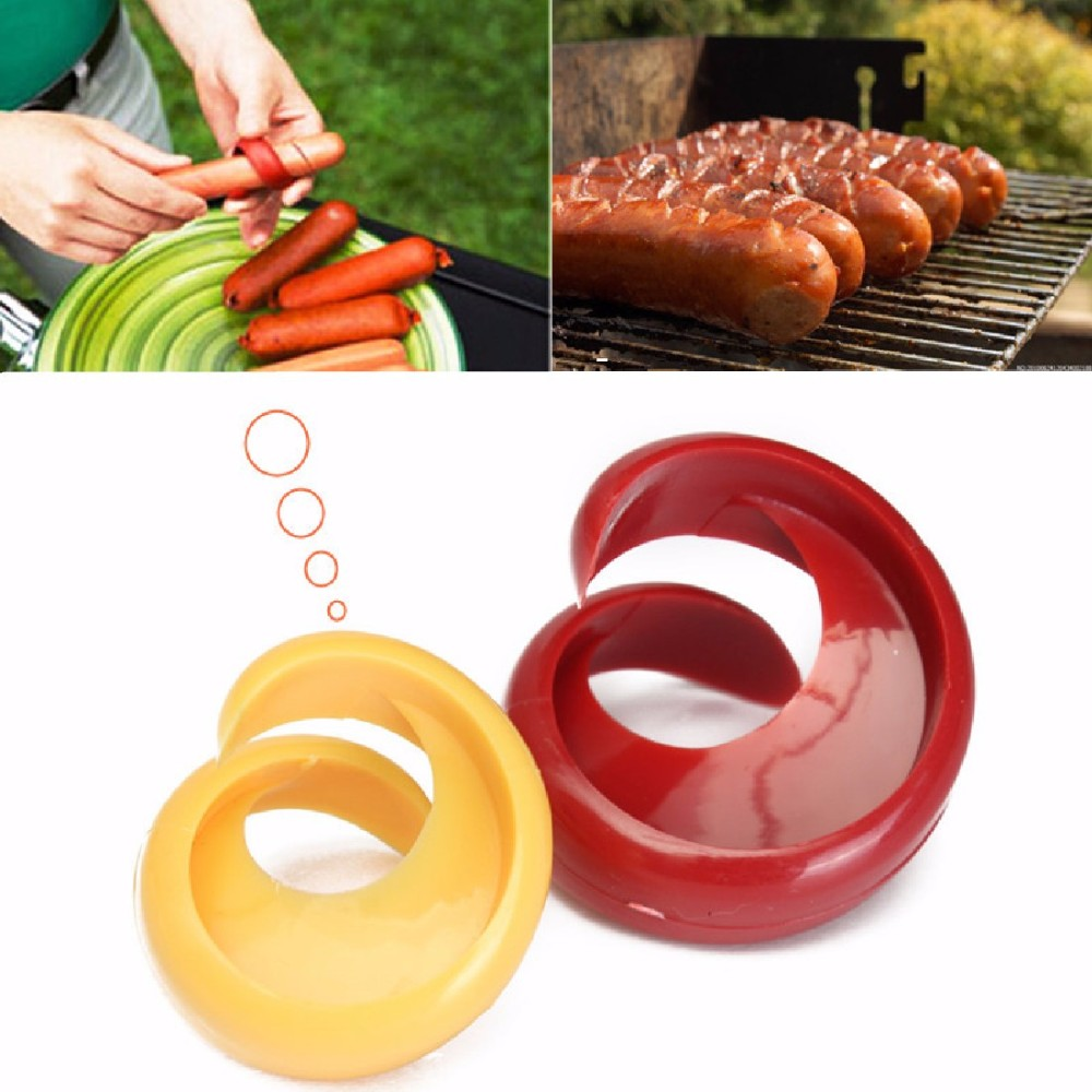 Spiral Hot Dog Slicer