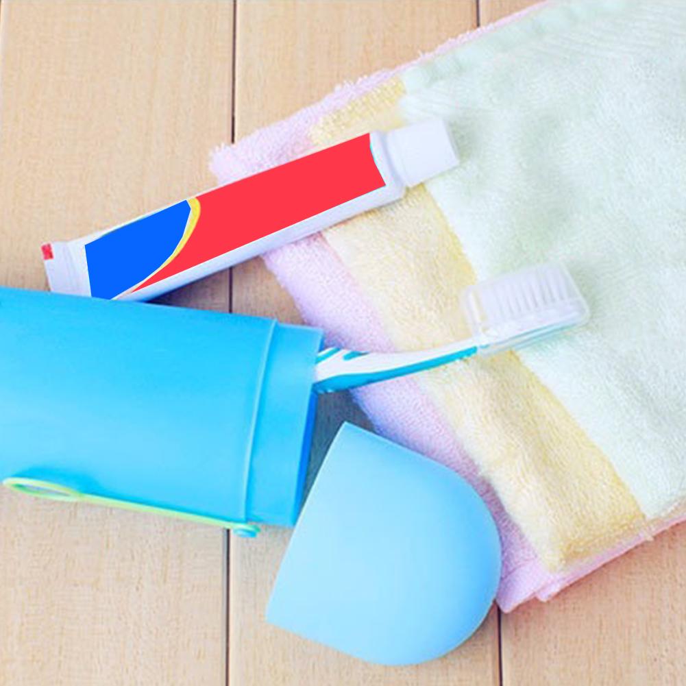 Portable Toothbrush Holder