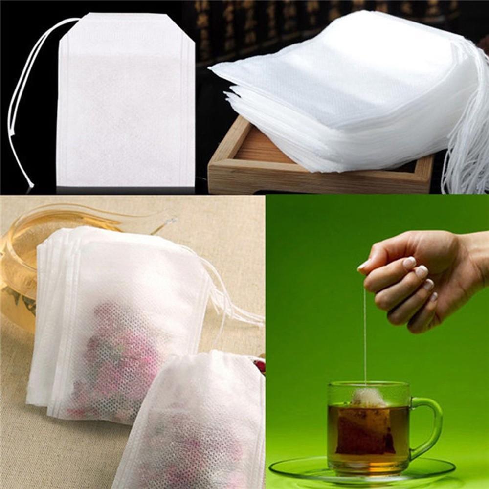 Empty Teabag Pouches