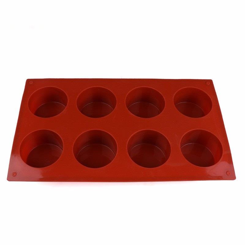 8 Hole Mini Cake Mold