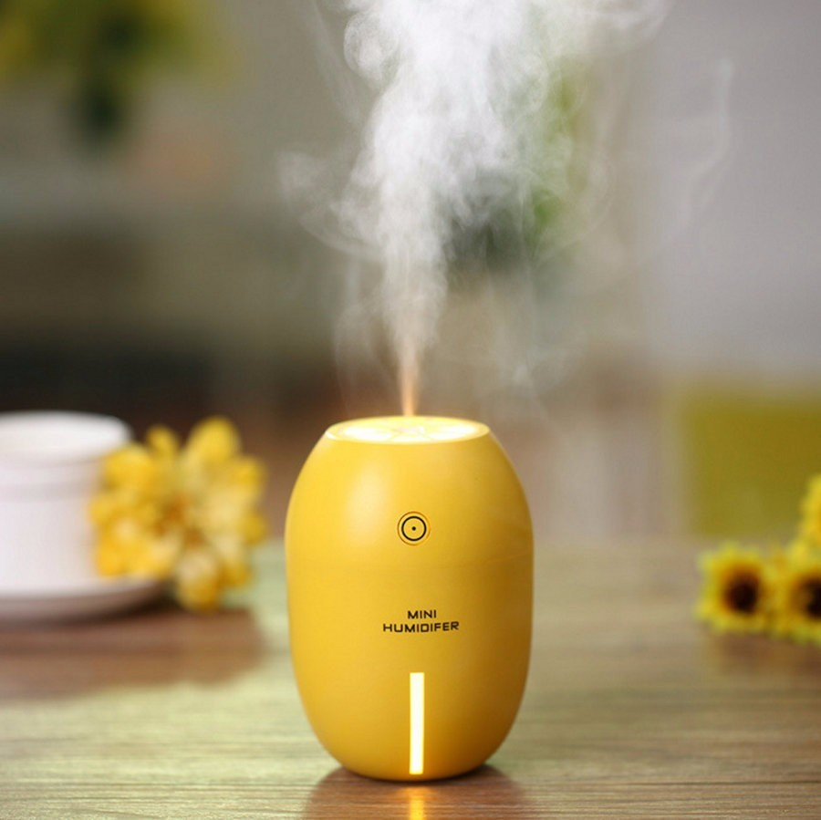 USB Lemon Air Humidifier mist maker