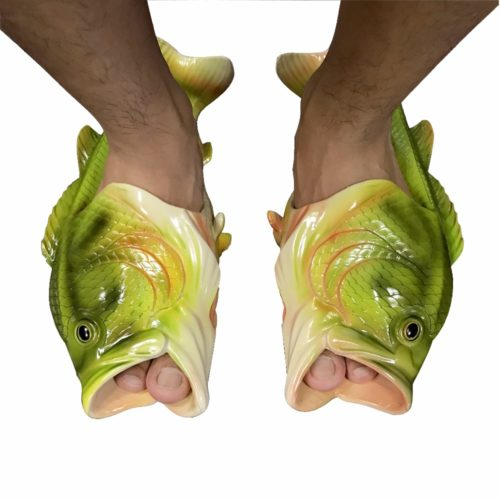 Novelty Fish Sandals