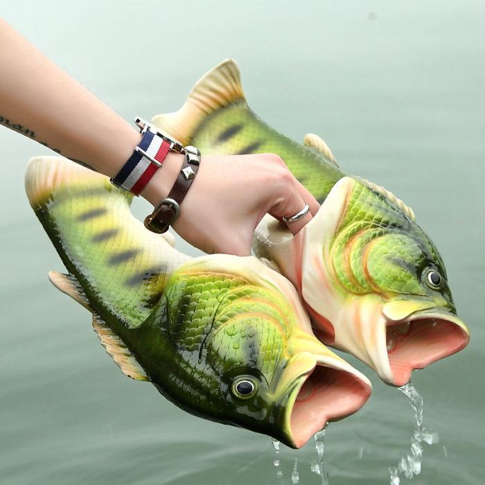 Novelty Fish Sandals