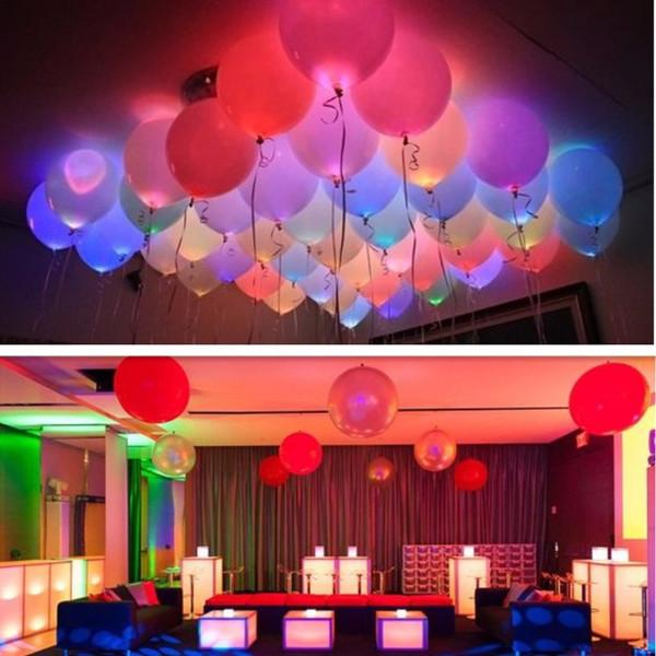 Led Balloons Party Accessories Led Party Accessories