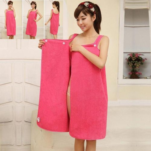 Wearable Quick Drying Towel