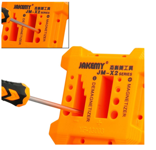 Screwdriver Magnetizing Tool