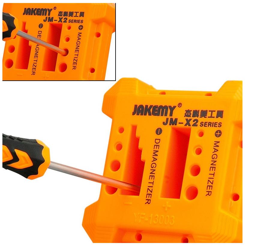 Screwdriver Magnetizing Tool