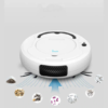 Robot Vacuum Cleaner With Cliff Sensor And One Touch Function