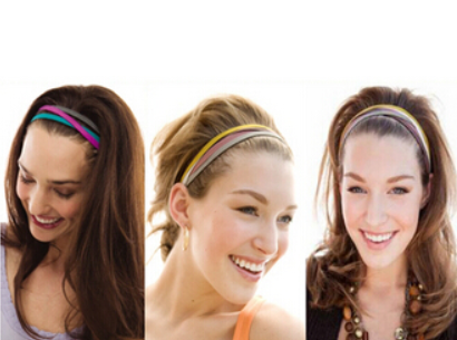 Thin Sport Women s Elastic Headbands - Life Changing Products 69c623a335a