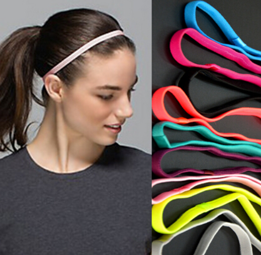 Thin Sport Women's Elastic Headbands