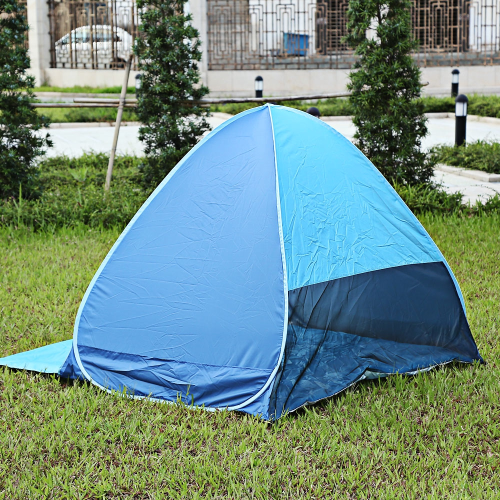 Portable Tent Fabric : Canopy tent beach outdoor pop up